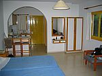 So Nice Beach Bungalow Resort, einige Kilometer vor Ayia Napa